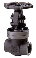 Gate Valves-Bolted Bonnet Full_Standard Port